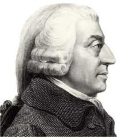 Morte de Adam Smith