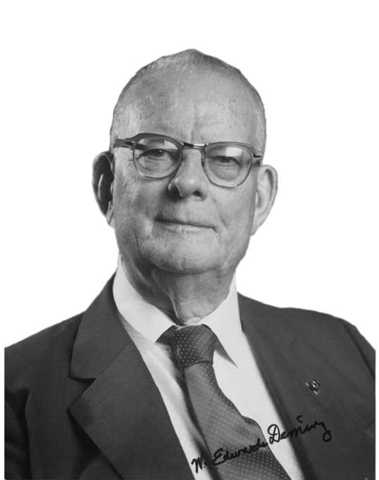 Morte de Edwards Deming