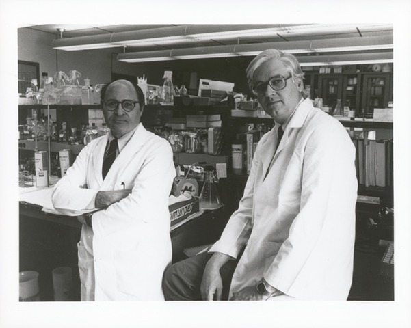 Hamilton Smith and Daniel Nathans discovered DNA restriction enzymes.