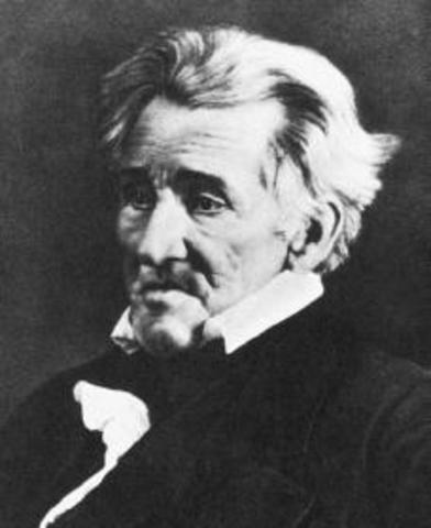 the early life and times of author andrew jackson From humble beginnings, andrew jackson worked his way up to wealth and  national prominence his early life was colorful and filled with adventure born in .