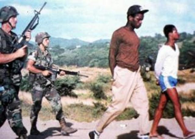 U.S. Invasion of Grenada