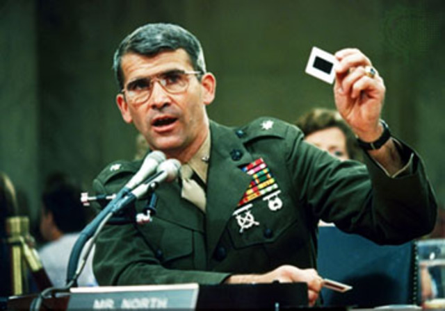 Iran-Contra Affair Discovered