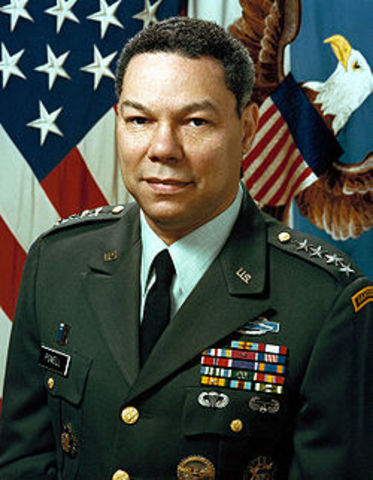 First African American Joint Chiefs of Staff