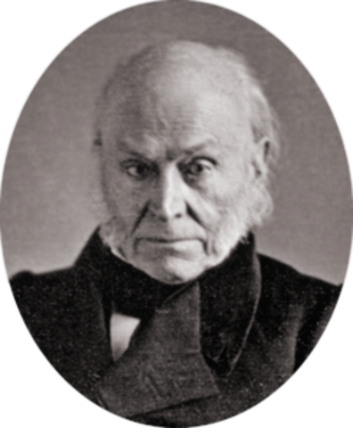 John Quincy Adams elected President.