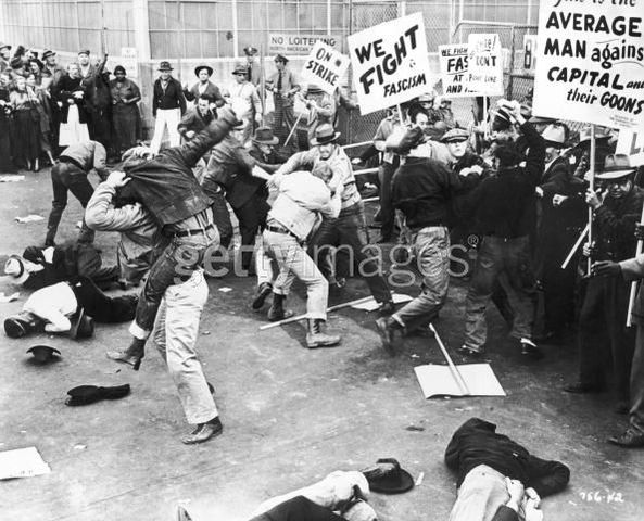 herbert hoover protests the new deal Chapter 18 ¦ the great depression and the new deal 240 chapter eighteen: the great depression and the new deal chapter summary although president herbert hoover did little to stem the tide of economic disaster, president franklin d.