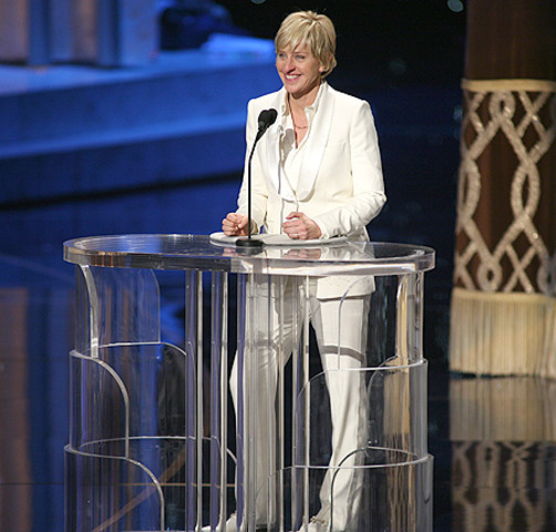 Ellen Hosts the 79th Annual Academy Awards