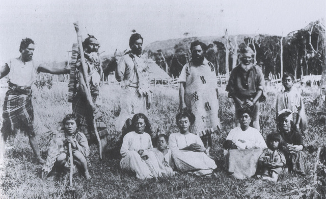 Ngati Mutunga invade the Chatham Islands