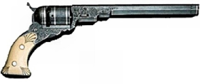 The Patterson Pistol