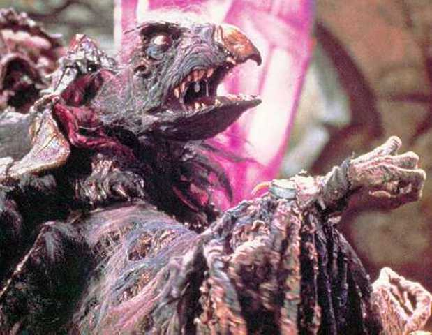 The Dark Crystal: Puppets!