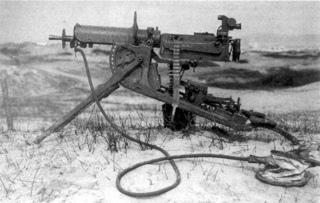 Automatic Machine Guns