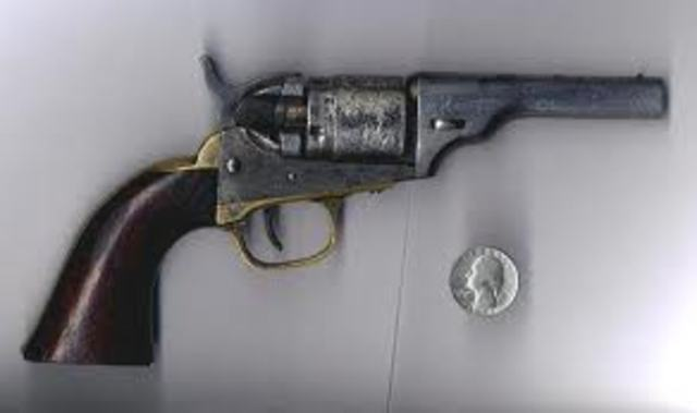 The Cartridge Revolver