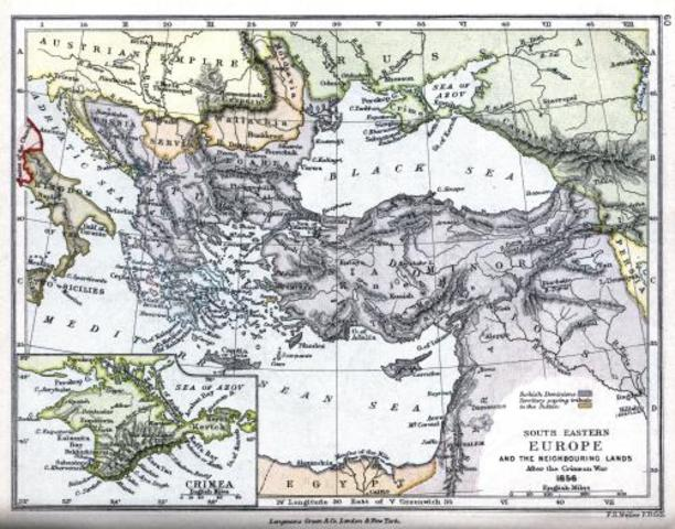 The Crimean War / The Eastern War