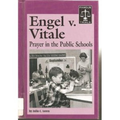 Facts and Case Summary - Engel v. Vitale