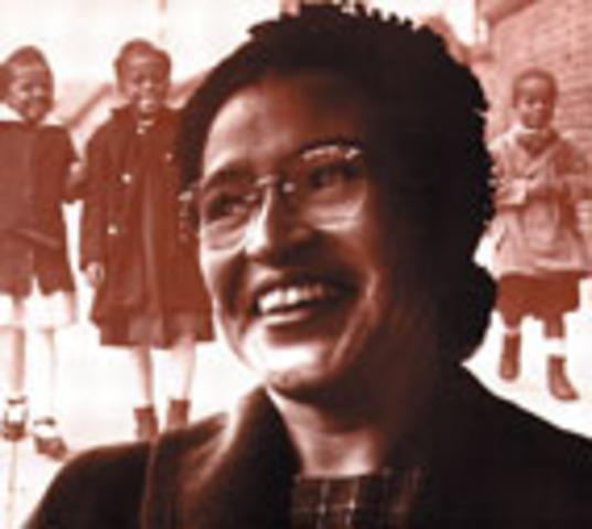 Timeline on Rosa Parks | Timetoast timelines