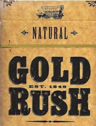 gold rush 1848 Gold rush, rapid influx of fortune seekers to the site of newly discovered gold deposits major gold rushes occurred in the united states, australia, canada, and south africa in the 19th century california gold rush: panning for goldsee what life was like for the men trying to strike it rich in a.