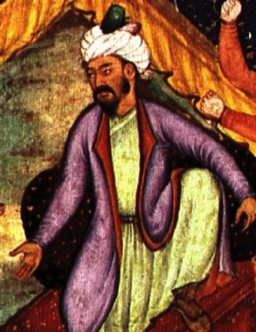 Death of Babur