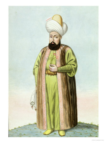 Founder of Ottoman Empire born