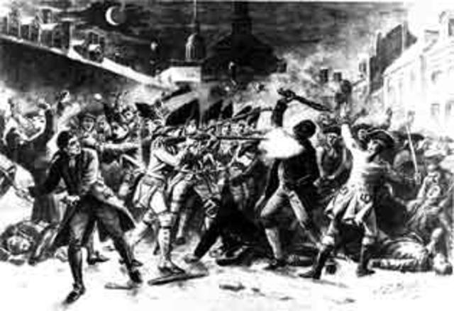 Boston's Revolutionary War