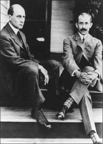 a history of the creation of airplanes by the wright brothers Wright brothers orville and wilbur wright in 1905 the wright brothers, orville (august 19, 1871 – january 30, 1948) and wilbur (april 16, 1867 – may 30, 1912), were two american brothers, inventors, and aviation pioneers who are generally credited with inventing, building, and flying the world's first successful airplane.