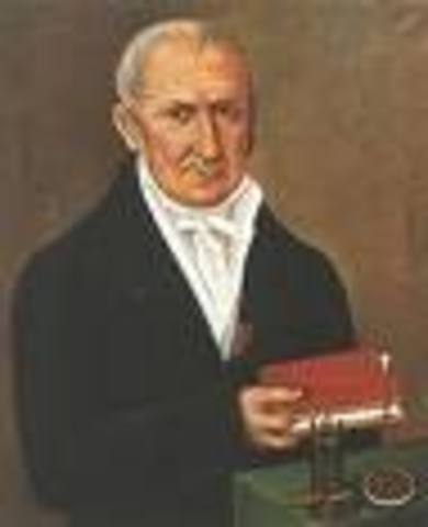 Alessandro Volta- first wet cell battery