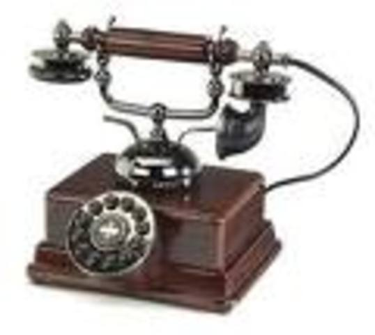 Alexnder graham bell- phone (invent in Canada)