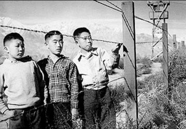 description of japanese internment camps Watch video  japanese relocation (for wordpresscom hosted blogs and archiveorg item description tags) the japanese, and send them to internment camps.