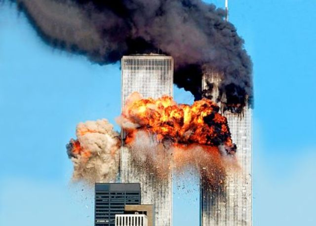 Terrorist attack at World Trade Center