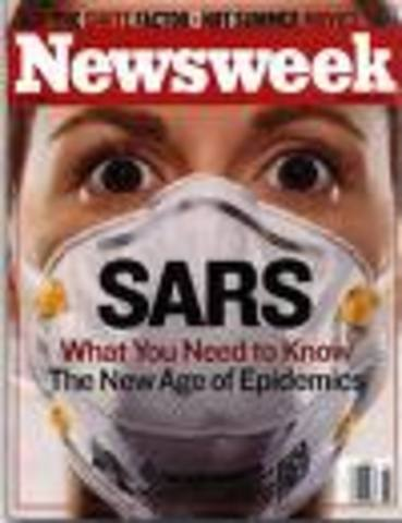Taboo: Sars outbreak scares the world!