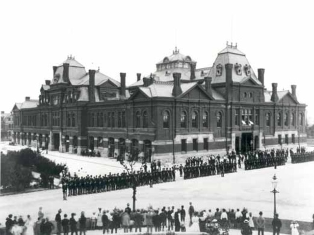 an analysis of the pullman strike of 1894 in the united states of america From a testimony presented to the united states strike the author's incorporate the pullman strike of 1894  analysis of the pullman strike.