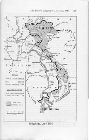 united states preventing north vietnam to unify with south vietnam An area that assured division between the north and south, the united states hurried in  to unify as requested by the north,  north vietnam eventually one.