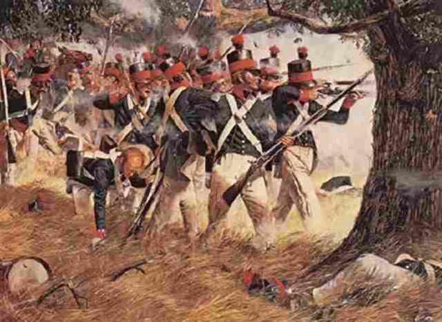 War Of 1812 Timeline Timetoast Timelines