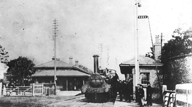 Huyton railway station opens on Liverpool to Manchester railway, the first passenger railway in the world. Surburban development begins for the 'out of town' residences of Liverpool's merchants and middle classes.
