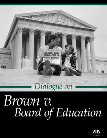 Brown vs board of education date in Perth