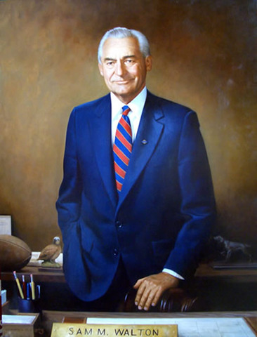 Marketing Lessons from Sam Walton, Founder of Walmart