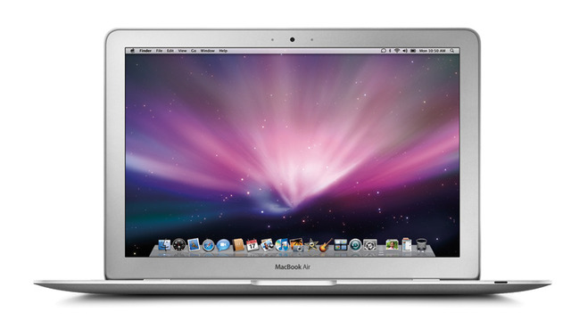 Apple's Macbook Air