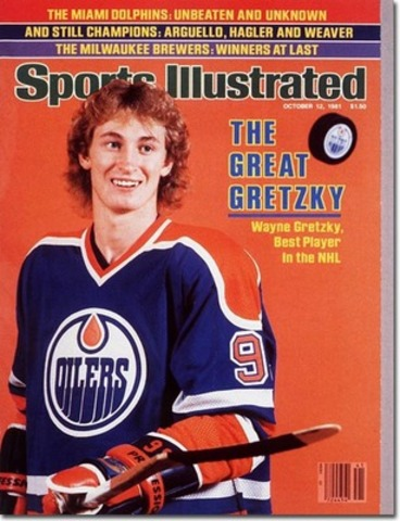 Gretzky wins two awards