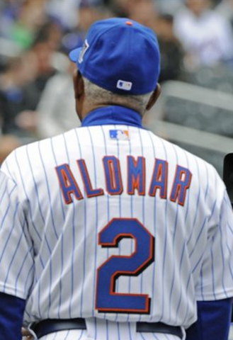 Alomar suspended for fight