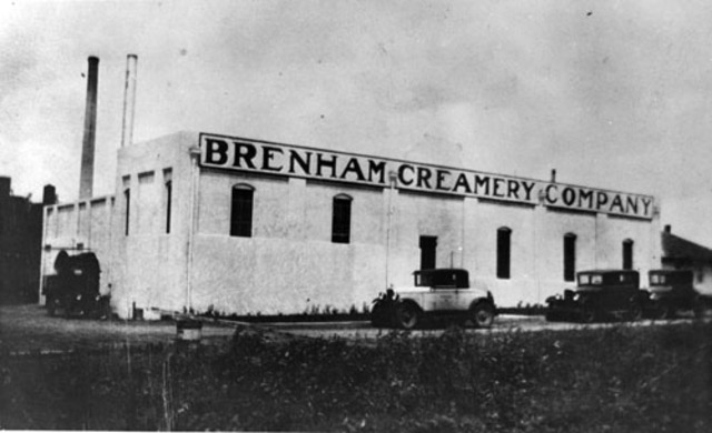 Brenham Creamery Company: Open for Business