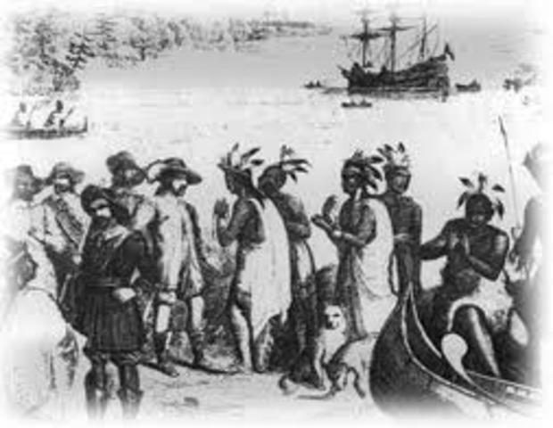 the colonization of jameston in the united states The first seeds of this country were planted at jamestown, virginia, the first  permanent english settlement in what is today the united states of america the  first.
