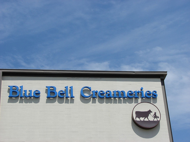 Blue Bell Creameries today