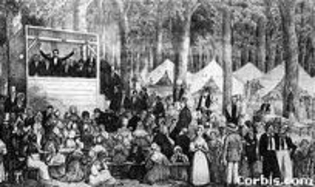 cane ridge americas pentecost a documentation of the largest camp meeting of the second great awaken He particularly drew attention to the second great awakening and the frontier camp meeting the second great awakening in america cane ridge the camp.