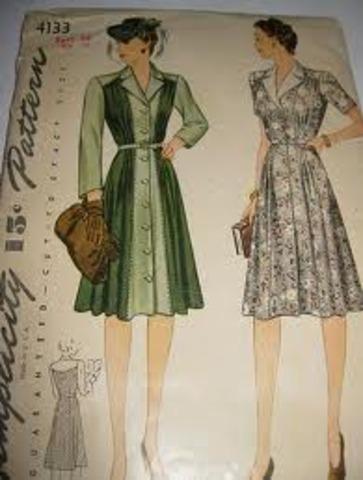1900s2000 fashion trends timeline timetoast timelines
