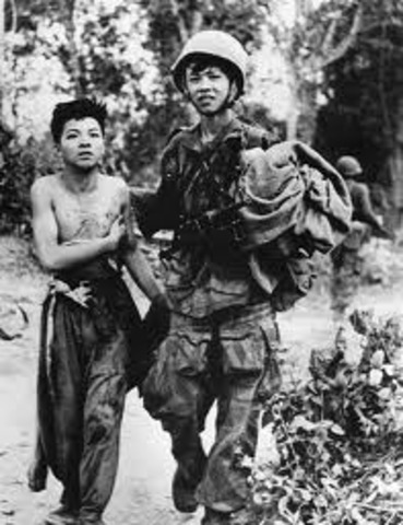 Indochina War Begins