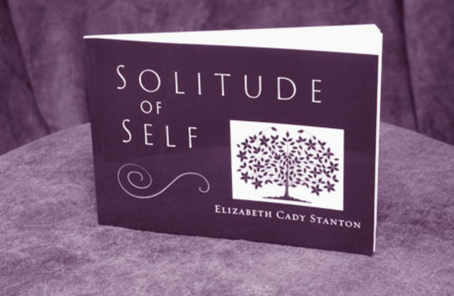 Solitude of Self