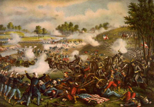 Battle of Bull Run (1st)