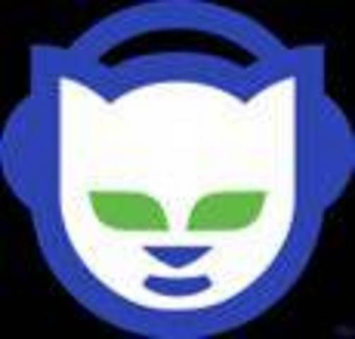 Napster website