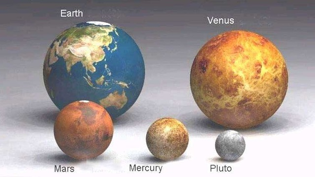4.56 billion years ago Terrestrial planets form.