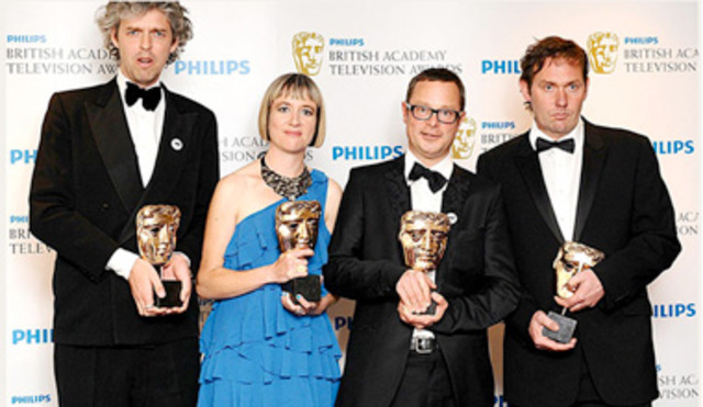 Fish Fight wins BAFTA