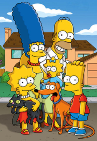 The Simpsons Debuts