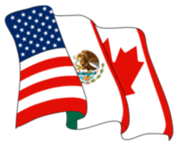 NAFTA Goes Into Effect